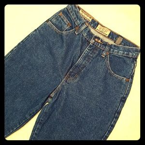 Vintage Express Ultra High-waisted Jeans